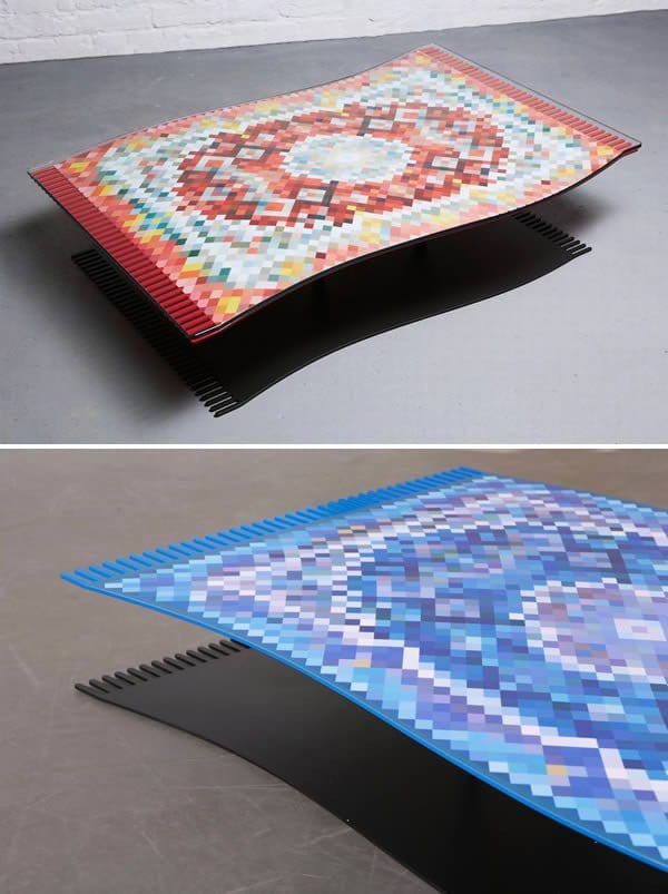 10 Incredible Pieces Of Optical Illusion Furniture That ...