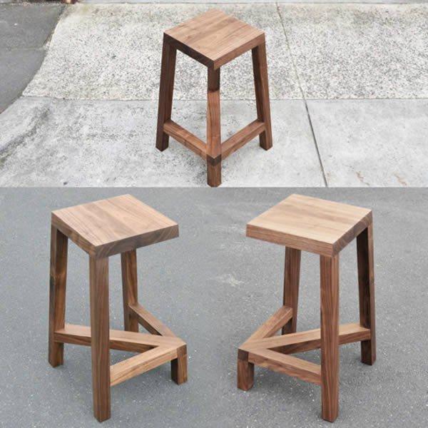 illusion stool