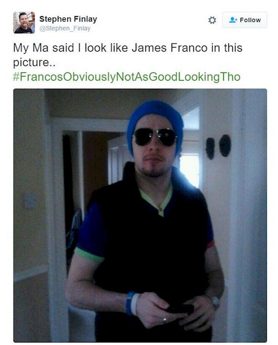 james franco lookalike