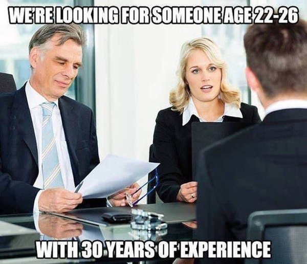 job-search-ridiculous-experience