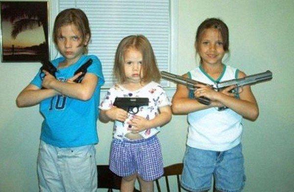 kids guns