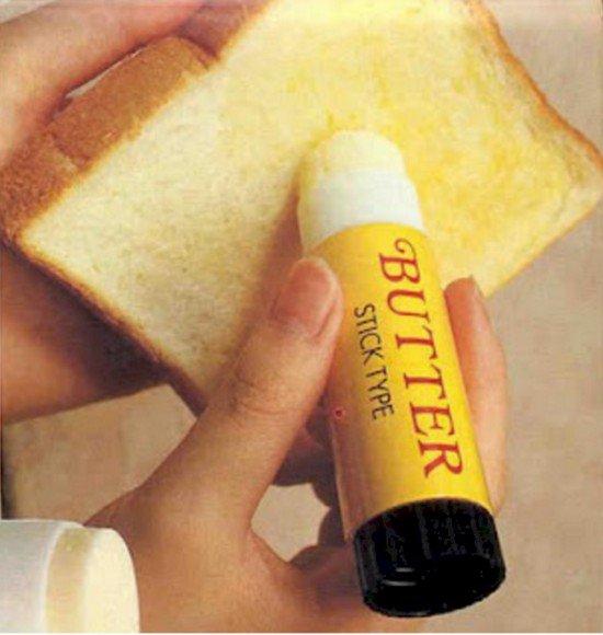 lazy butter