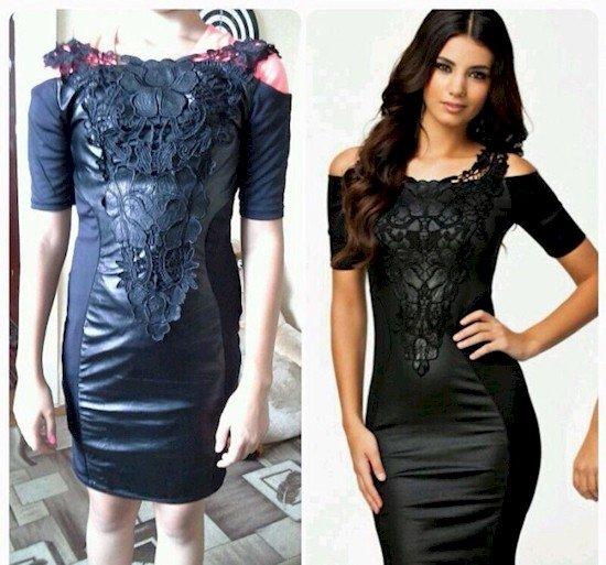 leather dress fail