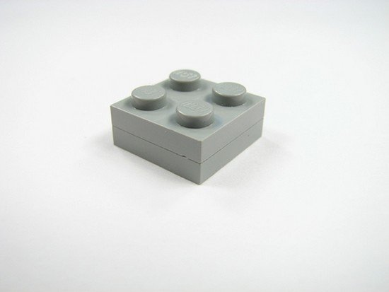 legos attached