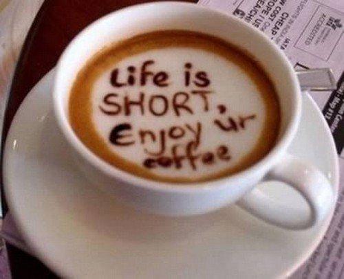 life short latte