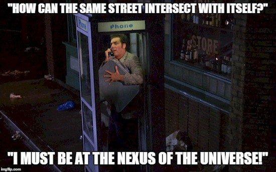 nexus universe