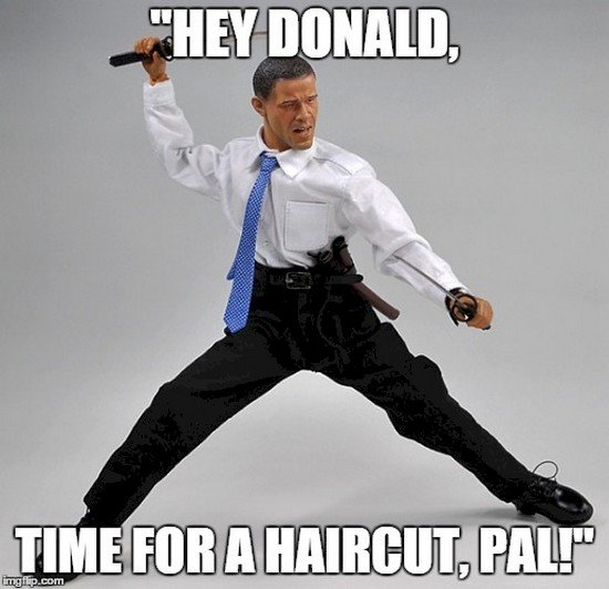 obama donald haircut