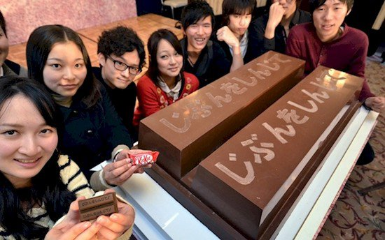 people giant kit kat