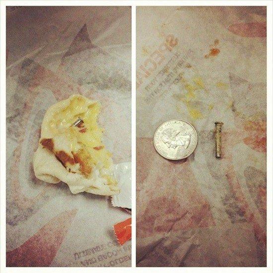quarter screw burrito