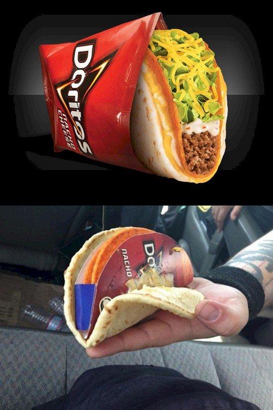 reality food