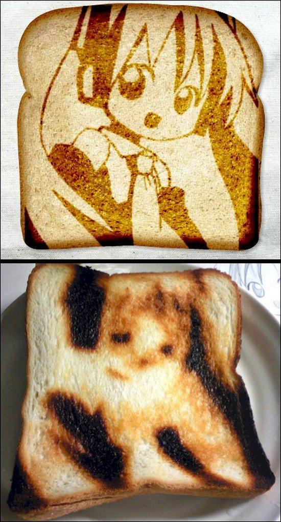 reality toast