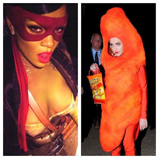 rihanna perry carrot