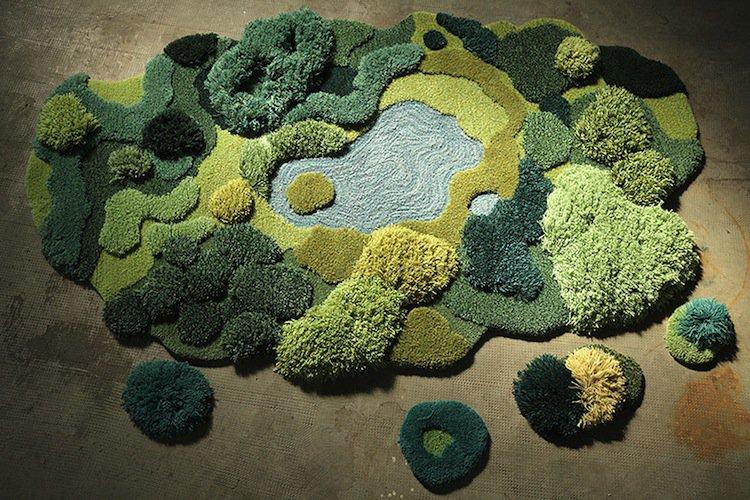 rug-grass