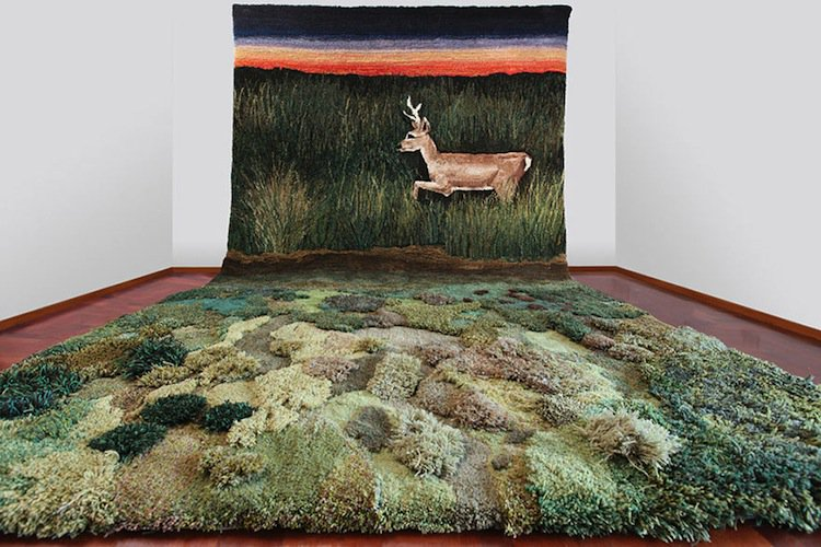 rug-painting