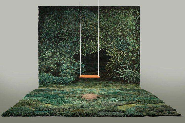 rug-swing