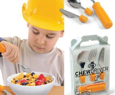 screwdriver cutlery set