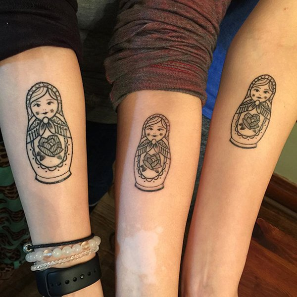 Sister Tattoo Ideas: 13 Awesome Tattoo Ideas For Sisters