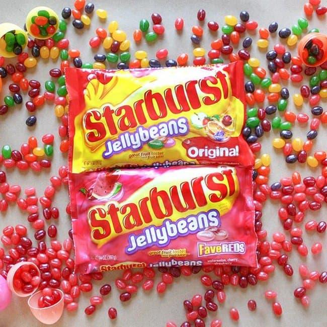 strawberry starburst