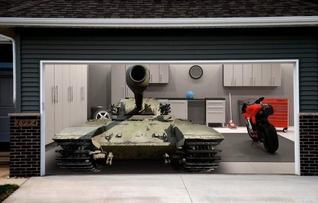 tank moto