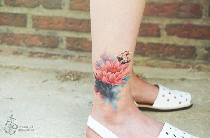 tatt-ankle