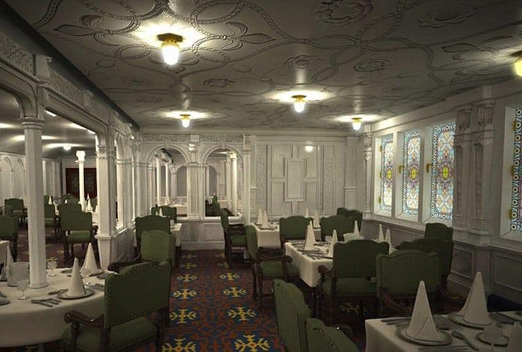 titanic-dining
