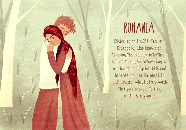 valentine-romania