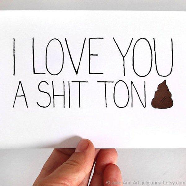 valentine-shit