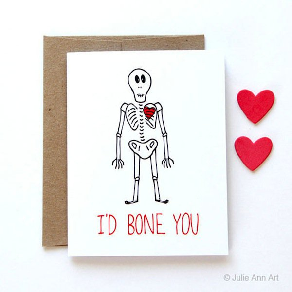valentine-skeleton
