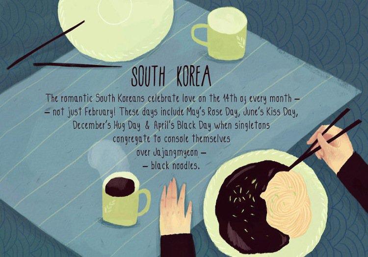 valentine-south-korea