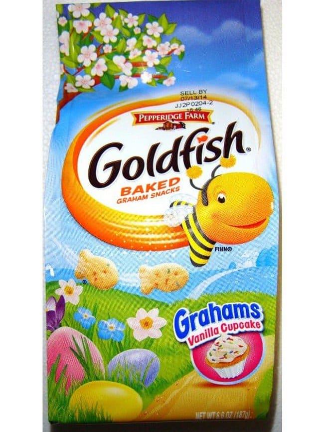 vanilla goldfish
