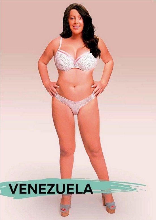 venezuela perfect woman