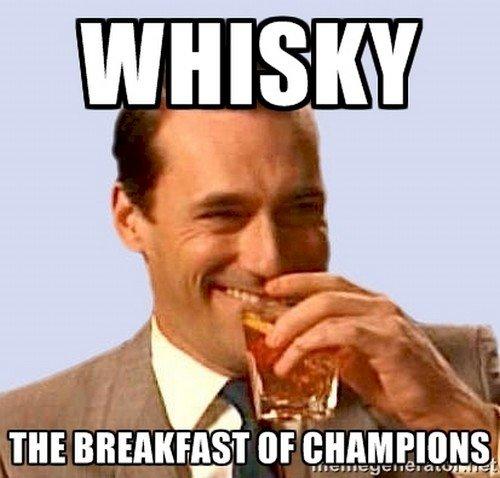 whiskey champions