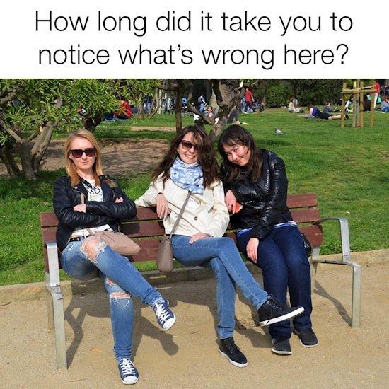 wrong-bench