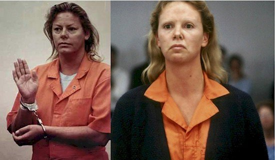 wuornos theron monster