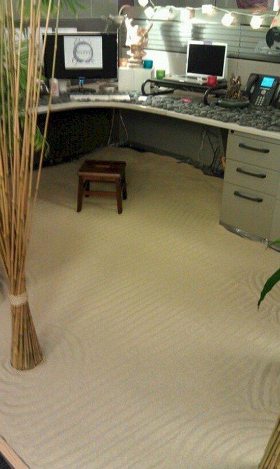 zen cubicle