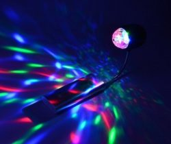 2-In-1 Disco And Reading Light