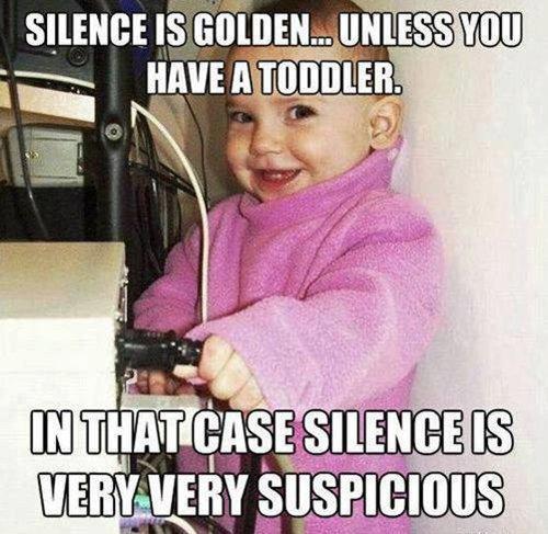 A Silence Is Golden