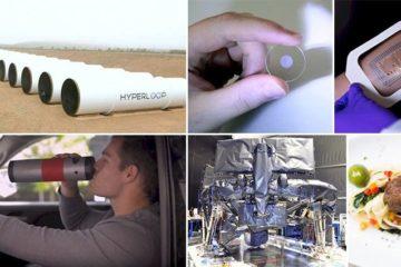 Amazing New Inventions