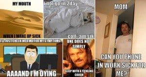 Amusing Ill Sick Memes