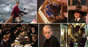 Awkward First Days Hogwarts