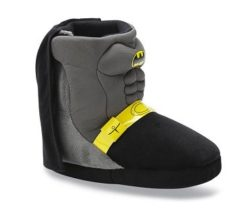 Batman Slipper Boot With Cape
