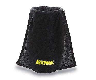 Batman Slipper Boot With Cape superhero