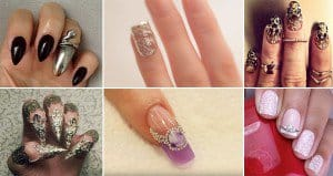 Bling Nail Ideas