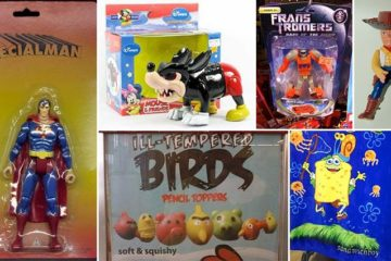 Bootleg Kids Products Fails
