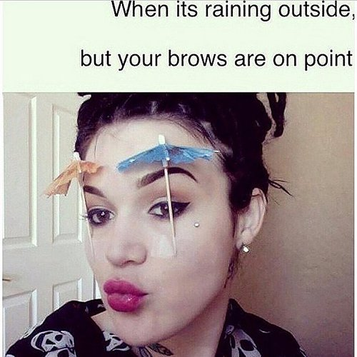 Brows On Point