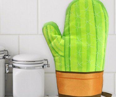 Cactus Oven Glove