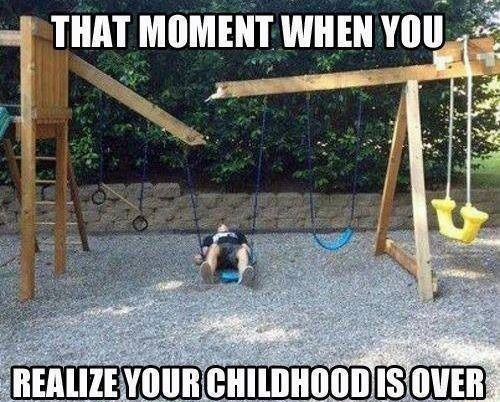 Childhood Over
