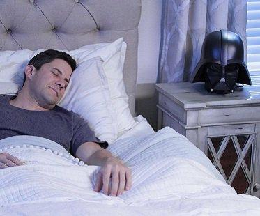 Darth Vader Humidifier bedroom