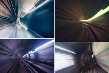 Denmark's Subway Look Sci-Fi