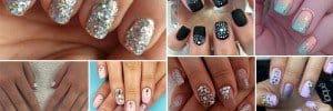 Designs Short Nails Statement